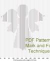 angel book folding pattern